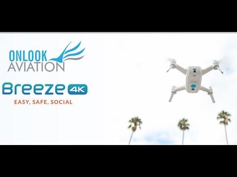 Yuneec Breeze 4K - In Depth Review