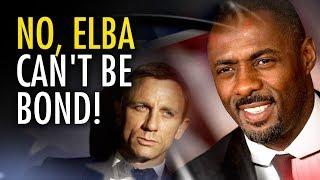Katie Hopkins: Why Idris Elba shouldn't play James Bond