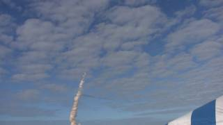 SPACE SHUTTLE ATLANTIS STS-129 LAUNCH CAUSEWAY HD WITH CANON HF S10 HFS-10