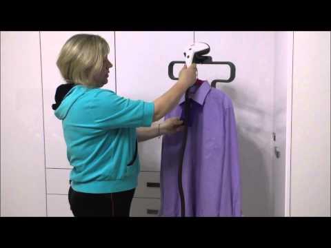 Отпариватель для одежды MIE Magic Style обзор от Нины Грин