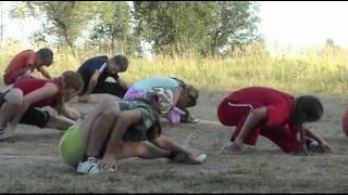 Десант землян (Ушу. Боевик. Россия-2010)