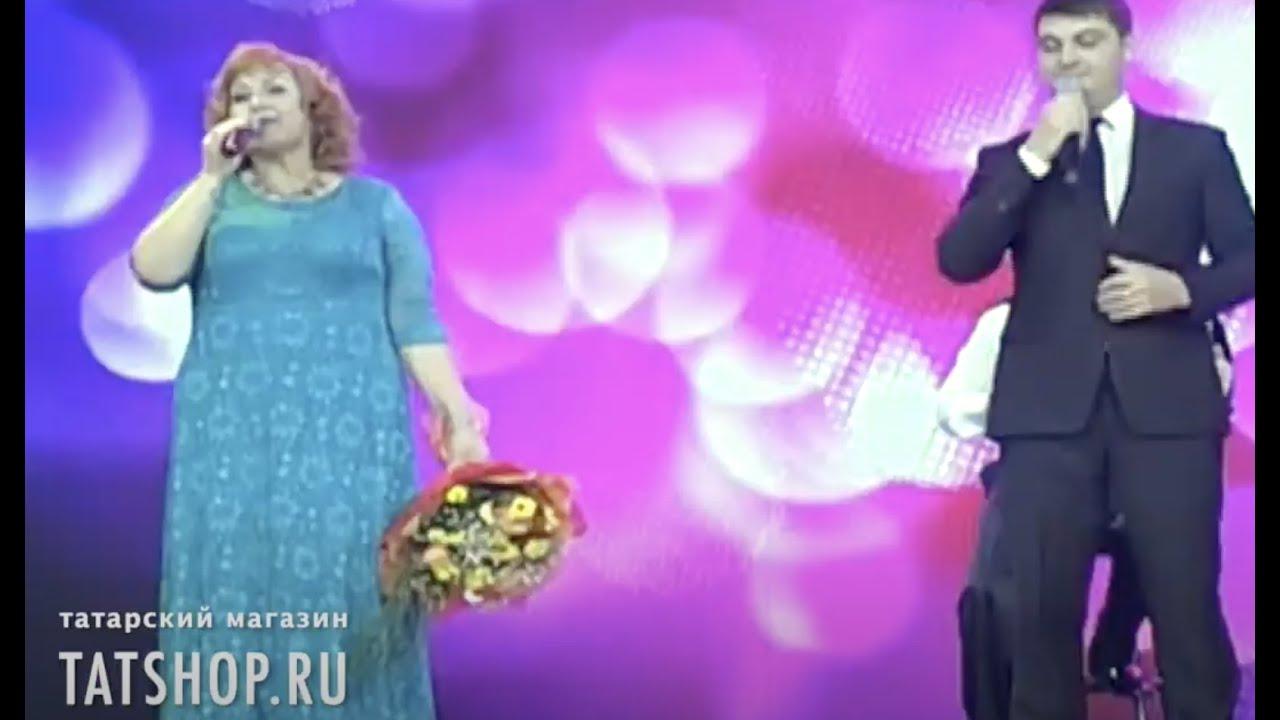 Башира Насырова и Алмаз Хасанов «Моңланма»