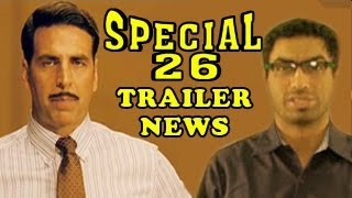 Special Chabbis Official Trailer 2013 - Akshay Kumar & Manoj Bajpayee (NEWS)