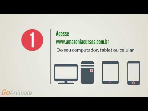 Vídeo Amazonia cursos
