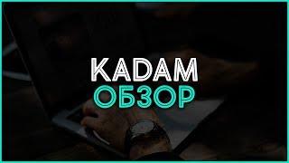 Тизерная сеть Kadam. Обзор, отзывы, выплаты, заработок в Интернете.
