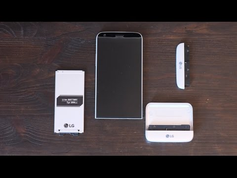 LG G5: test détaillé, en français
