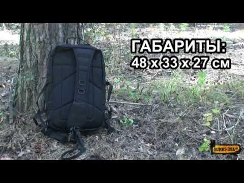 купить Рюкзак Mil-Tec 24 Л. С Органайзером
