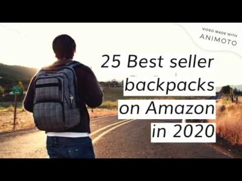 Best sellers backpacks on Amazon in 2020 | Check the description box for product links