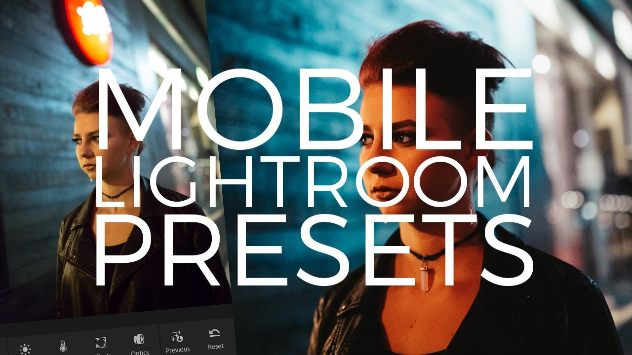 how to download preset in lightroom mobile ios