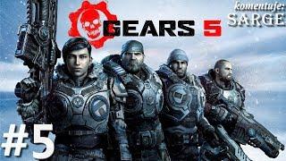 Zagrajmy w Gears 5 PL odc. 5 - Stado latających pijawek