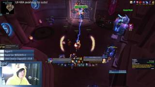 Legion Fire Mage Opener & Playstyle