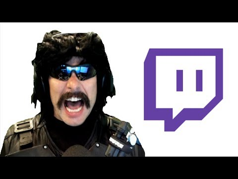 Dr Disrespect talks about How to be Successful on Twitch ♦Best of DrDisrespectLive♦