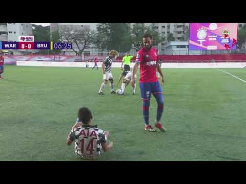 Warriors FC vs Brunei DPMM - 1 Play Classic