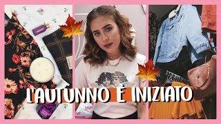 UNA GIORNATA DI SHOPPING AUTUNNALE | VLOG 22/09/2018