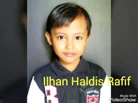 Ilhan dan Ilyandra dari TK sampai Kelas 4