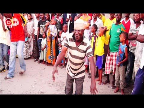 Mkwaju - ngoma maarufu mkoani Pwani, Tanzania