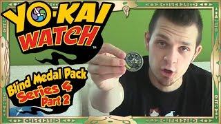 In Part 2 of Yo-Kai Watch Series 4 Blind Medal Pack Openings, five ...