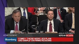 Comey Says Confident No Votes Altered in 2016 Election