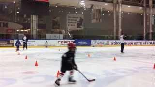 будни маленького хоккеиста