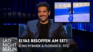 Elyas M' Barek Besoffen Am Set? | Late Night Berlin | Prosieben