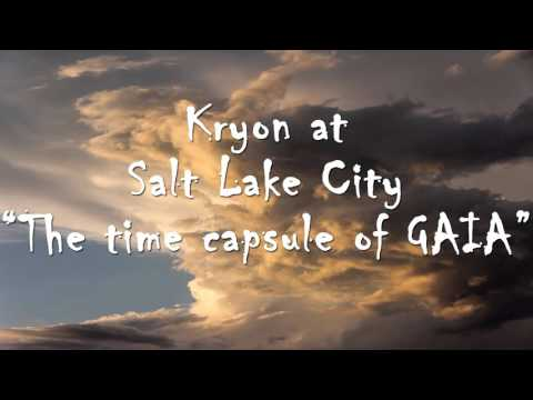 Kryon The Time Capsule of GAIA