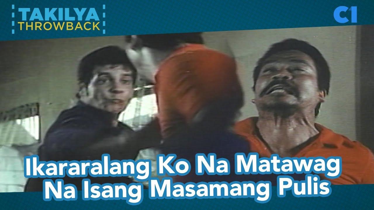Download Ikararangal Ko Na Matawag Na Isang Masamang Pulis | Isang Bala Ka Lang | Takilya Throwback