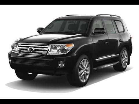 2016 Toyota Land Cruiser - YouTube