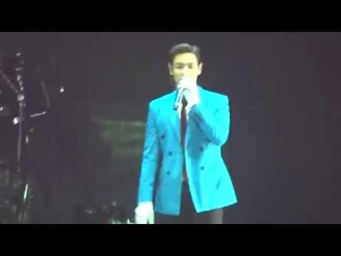 151025 Big Bang MADE Concert In Macau TOP Talk Part