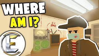 Creature Save My Life! - Unturned Roleplay Outbreak Story S3#1 (But Where Am I?)