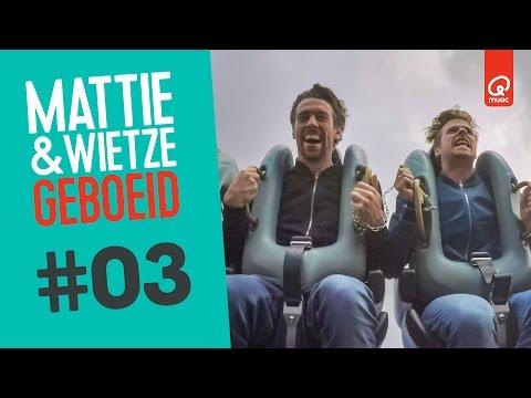 VASTGEKETEND IN DE EFTELING // Mattie & Wietze Geboeid
