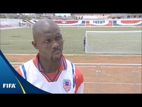 FIFA In Africa: Rebuilding Liberia