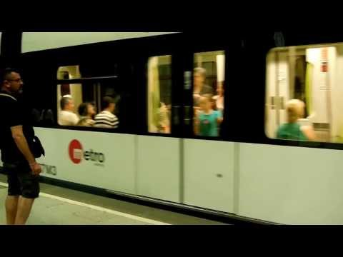 2013 ottobre: metro Valencia, metro @Valencia