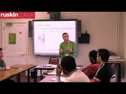 Business and Social Enterprise Courses at Ruskin College Oxford.
