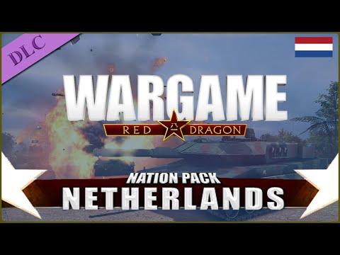 Wargame: Red Dragon | Netherlands Nation DLC