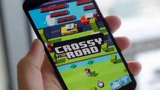 CROSSY ROAD GAMEPLAY - FREE GAME TO PLAY ON PC/IOS/ANDROID