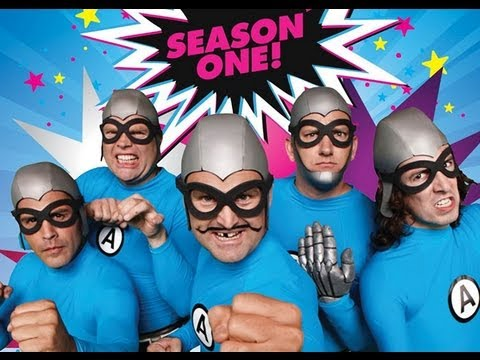 Nerdlocker DVD Review - The Aquabats! Super Show! Season One!