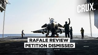 No Ground to Order FIR, Says SC, Dismisses Review Pleas Seeking Probe Into Rafale Deal