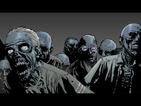 "THE WALKING DEAD: OUR ""PEOPLE"" ARE SUFFERING IN HELL ALREADY!!!"