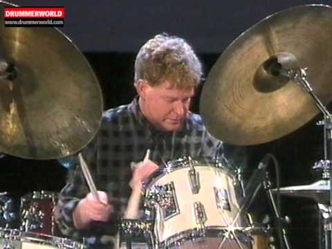 Jon Christensen: The Lyrical Drum Solo
