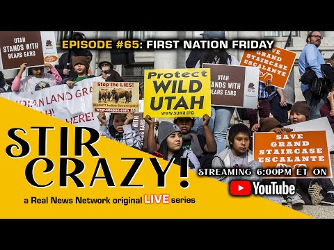Stir Crazy! Episode #65: First Nation Friday