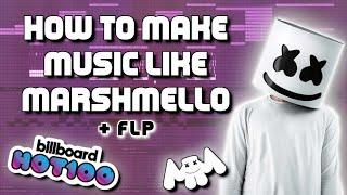How to make future pop hits like MARSHMELLO + FLP