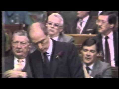 Pierre Trudeau Tribute (1984) Part Two of Two