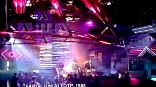 A-ha - Touchy - Live At TOTP - 1988 [HD]