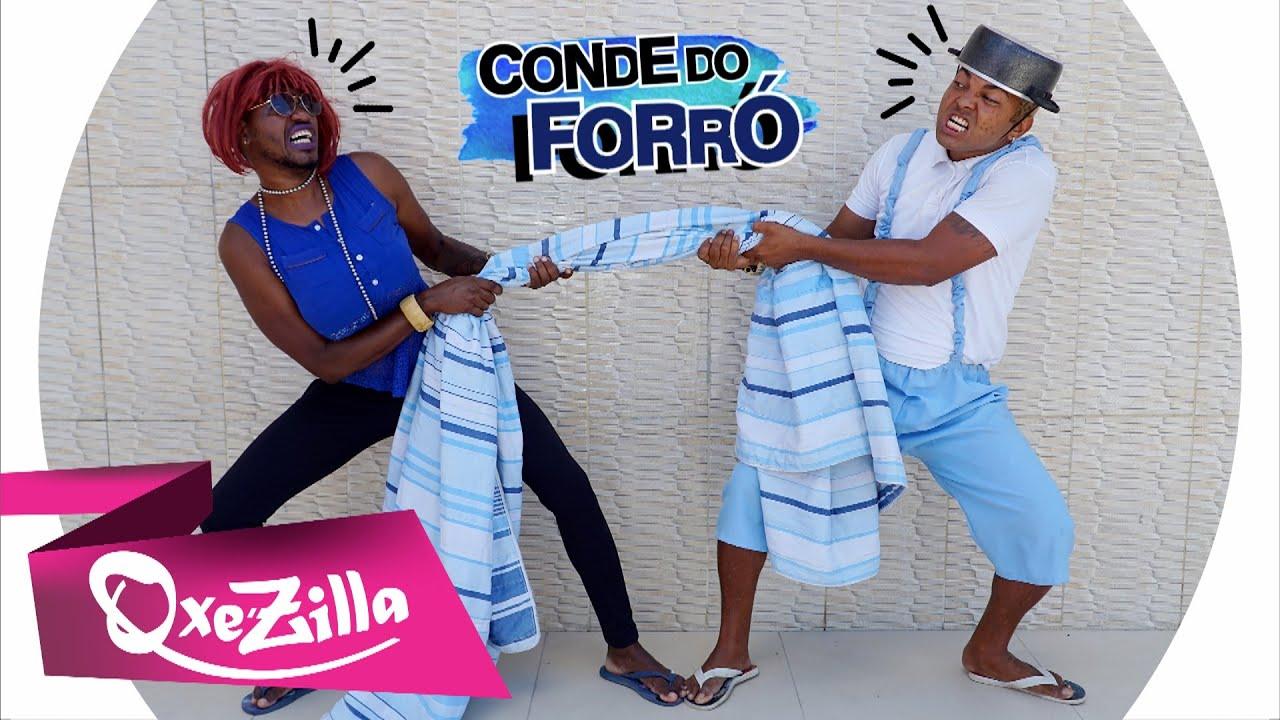 ROMANCE DESAPEGADO - CONDE DO FORRÓ (PARÓDIA)