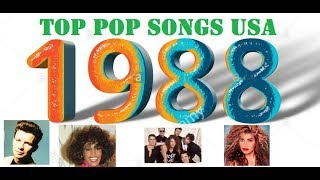 Top Pop USA Songs 1988