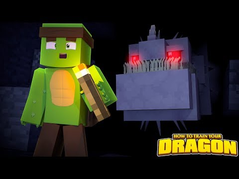 THE MYSTERIOUS SCREAMING DEATH DRAGON LEGEND! How To Train Your Dragon w/TinyTurtle