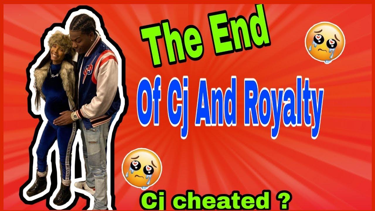 CJ SO COOL CHEATS ON ROYALTY AGAIN - YouTube