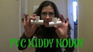 Do It Yourself - PVC Niddy Noddy