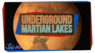 We May Have Found Mars's Ancient, Underground Lakes | SciShow News thumbnail