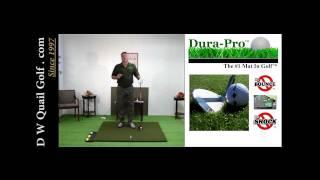 Dura-Pro Golf Mats - The #1 Mat in Golf!  DWQuailGolf.com